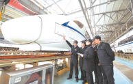 China developing smart, automated bullet trains for 2022 Winter Olympics
