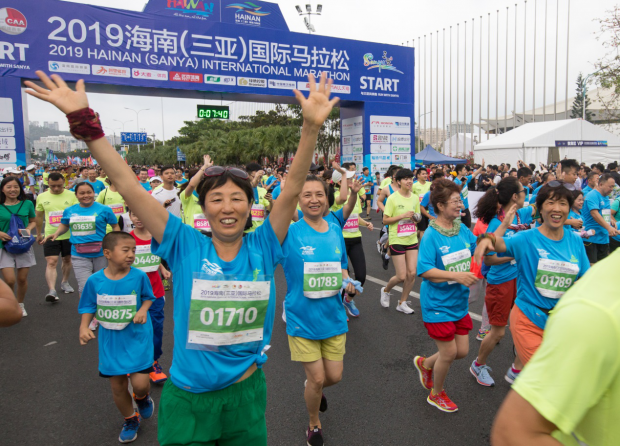 Marathon continues to expand influence in China: report
