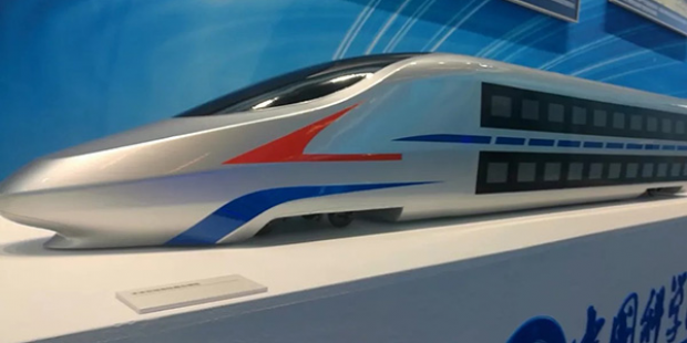 China develops conceptual model of double-decker high-speed train