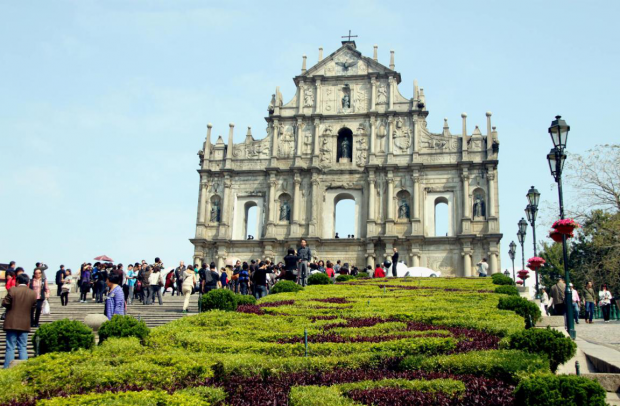 Macao to embrace brighter future with diversified development