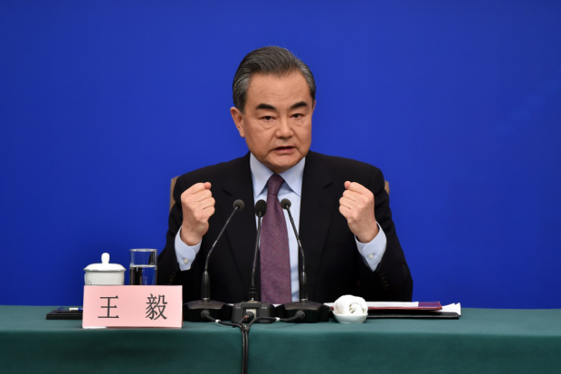 FM shows China's clear-cut, confident diplomacy