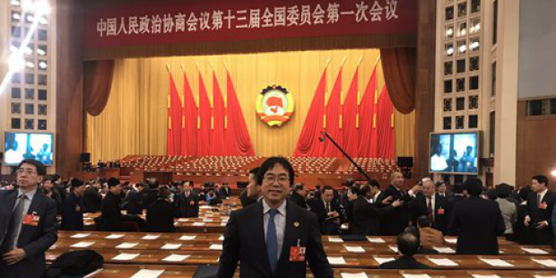 The opinion of Chinese diaspora can be heard in Two sessions