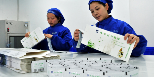 How tax, fee cuts benefit China's small firms