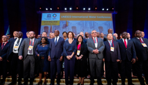 First UNESCO International Water Conference held in Paris