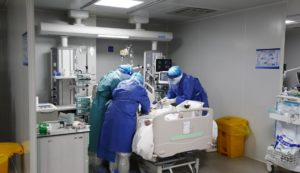 ECMO machines sent to Hubei from across China to fight COVID-19