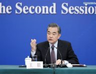 Wang Yi:In the age of globalization, all countries should act as a team