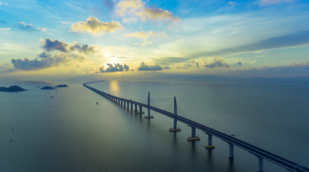 China's Greater Bay Area secures solid development