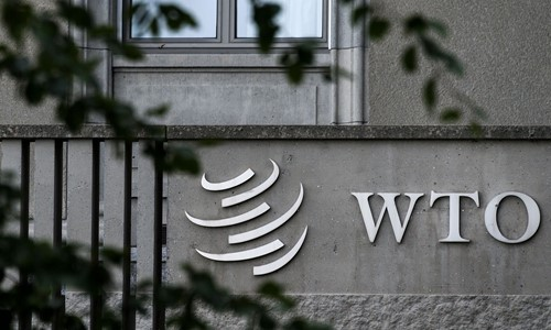 US disgraceful to undermine WTO