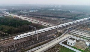 China's high-speed rail carries record 10 billion passengers