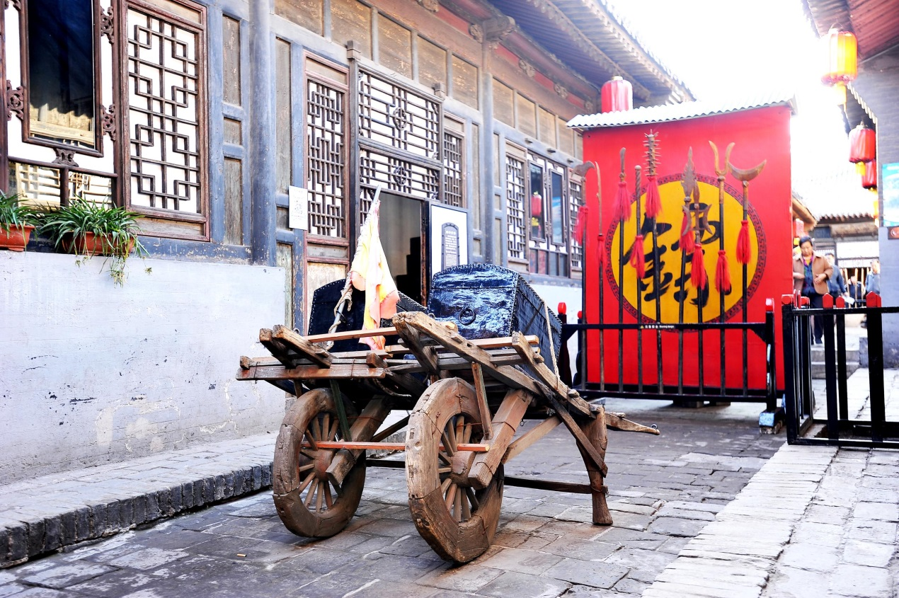 Shanxi villagers turn to acting as a path out of poverty