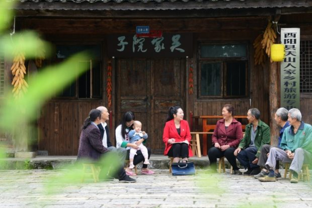 NPC deputy in SW China makes solid efforts to end poverty