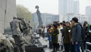 Victims of Nanjing Massacre relive their experience and call for peace