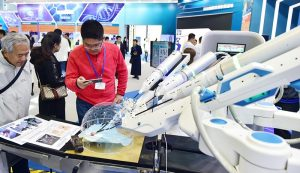 China's efforts to increase R&D investment pay off