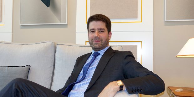 Talking watches with Geoffroy Lefebvre the Deputy CEO of Jaeger-LeCoultre