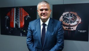 Interview with Ricardo Guadalupe, CEO Hublot