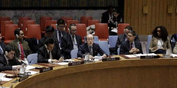Statement by Ambassador LIU Jieyi at the Security Council Briefing on 1540 Committee