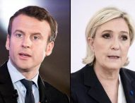 French Constitutional Council proclaims official results of first round presidential voting