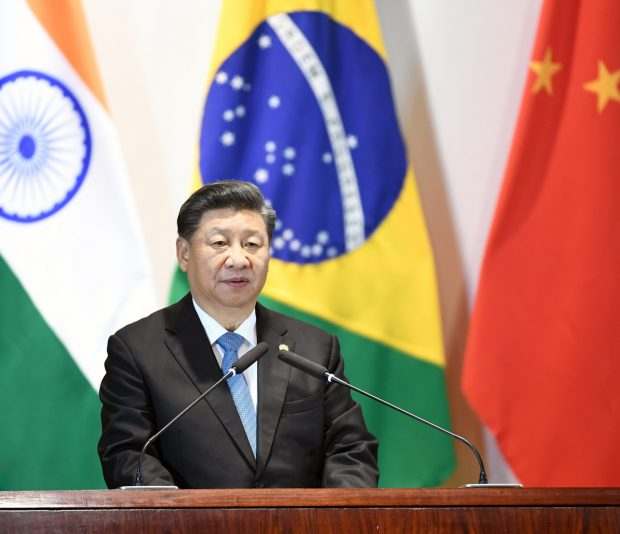 Full text of Chinese president's remarks at BRICS Brasilia Summit