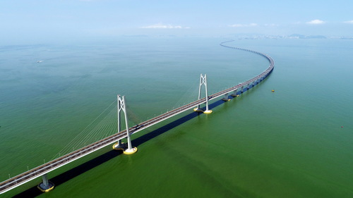 Hong Kong-Zhuhai-Macao Bridge introduces Chinese standards to the world