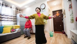 China's aging population a new gold mine for economy