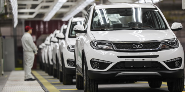China rolls out new incentives to boost auto market