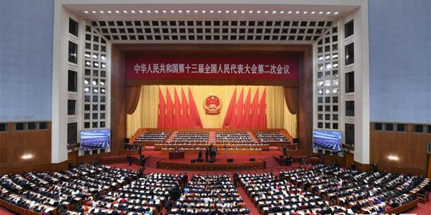 Explainer China's biggest annual political meetings, the Two Sessions